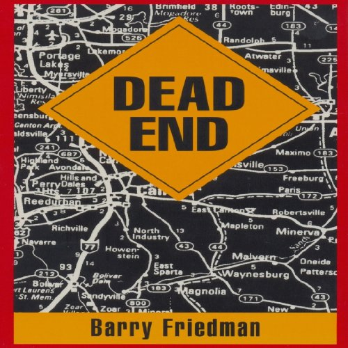 Dead End audiobook cover art
