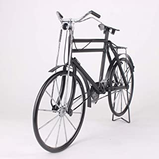 YiCanGg Decoration - Hand Retro Bike/Retro Vintage Metal Large Cast Iron Model Cars/Nostalgia Jewelry Jewelry Gifts / 53 cm × 34 cm The Nature of Art