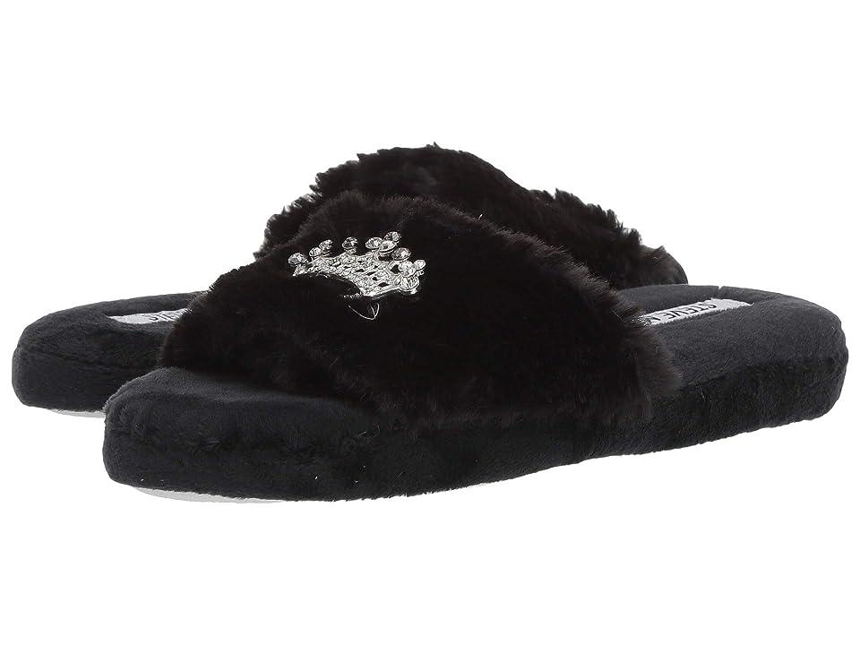 Steve Madden Kids Jcrown (Little Kid/Big Kid) (Black) Girls Shoes