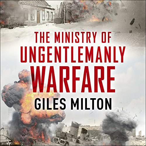 The Ministry of Ungentlemanly Warfare cover art