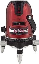 山真製鋸(YAMASHIN) レッドエイリアン レーザー墨出し器 RA-06(4方向大矩・4垂直・1水平ライン照射タイプ)