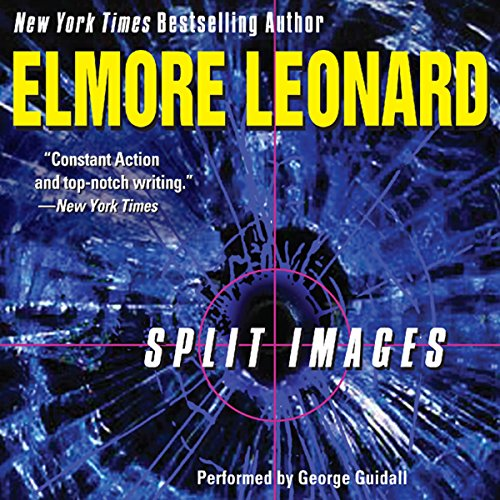 Split Images audiobook cover art