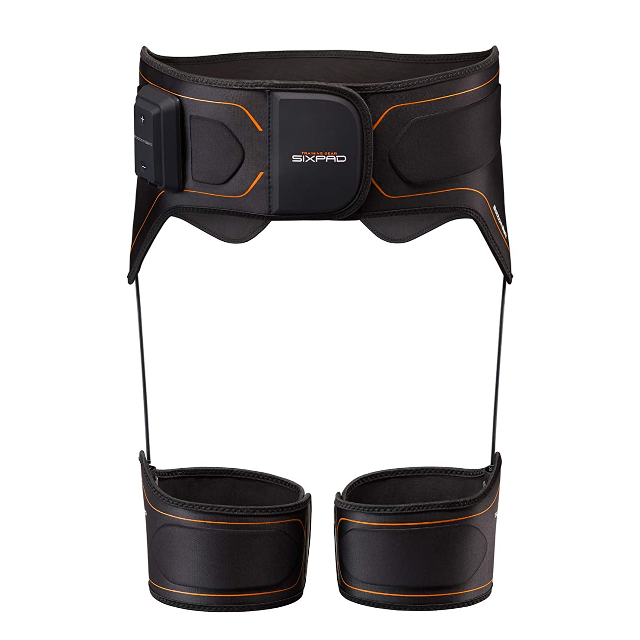 ファイバお気に入り専門用語シックスパッド ボトムベルト (SIXPAD Bottom Belt) MTG【メーカー純正品 [1年保証]】ヒップアップ専用