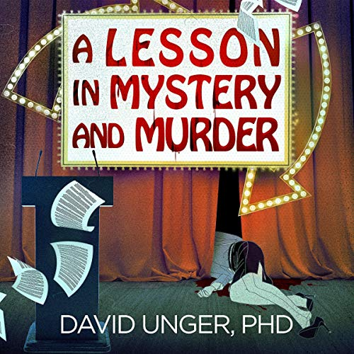 A Lesson in Mystery and Murder cover art