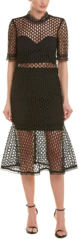 Bardot Womens Fiona Mesh Dress