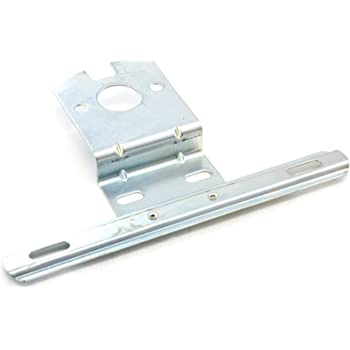 Peterson Manufacturing M436B Metal License Bracket with Light