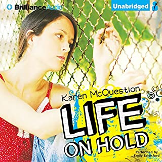 Life On Hold audiobook cover art
