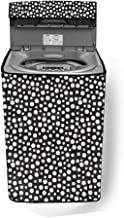 Stylista Washing Machine Cover Compatible for IFB Fully-Automatic Top Load TL- RCW Aqua 6.5 kg Printed
