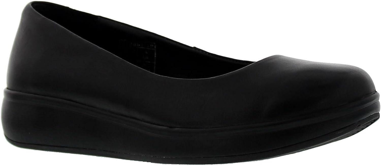 Joya Womens Cloud II SR Leather shoes
