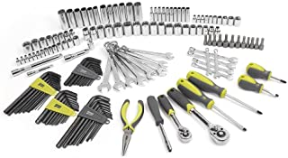 Craftsman Evolv 200 Piece Mechanic's Tool Set All in One with Hard Case