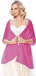 f7b4432f5bf Amazon.com: Pinks - Wraps & Pashminas / Scarves & Wraps: Clothing ...