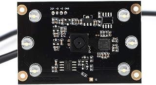 HBV-1501 Camera Module, 5 Million Pixels 60° Wide Angle Lens USB Camera Module with OV5640 Chip