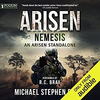Nemesis     Arisen, Book 8.5              By:                                                                                                                                 Michael Stephen Fuchs                               Narrated by:                                                                                                                                 R. C. Bray                      Length: 13 hrs and 19 mins     454 ratings     Overall 4.8