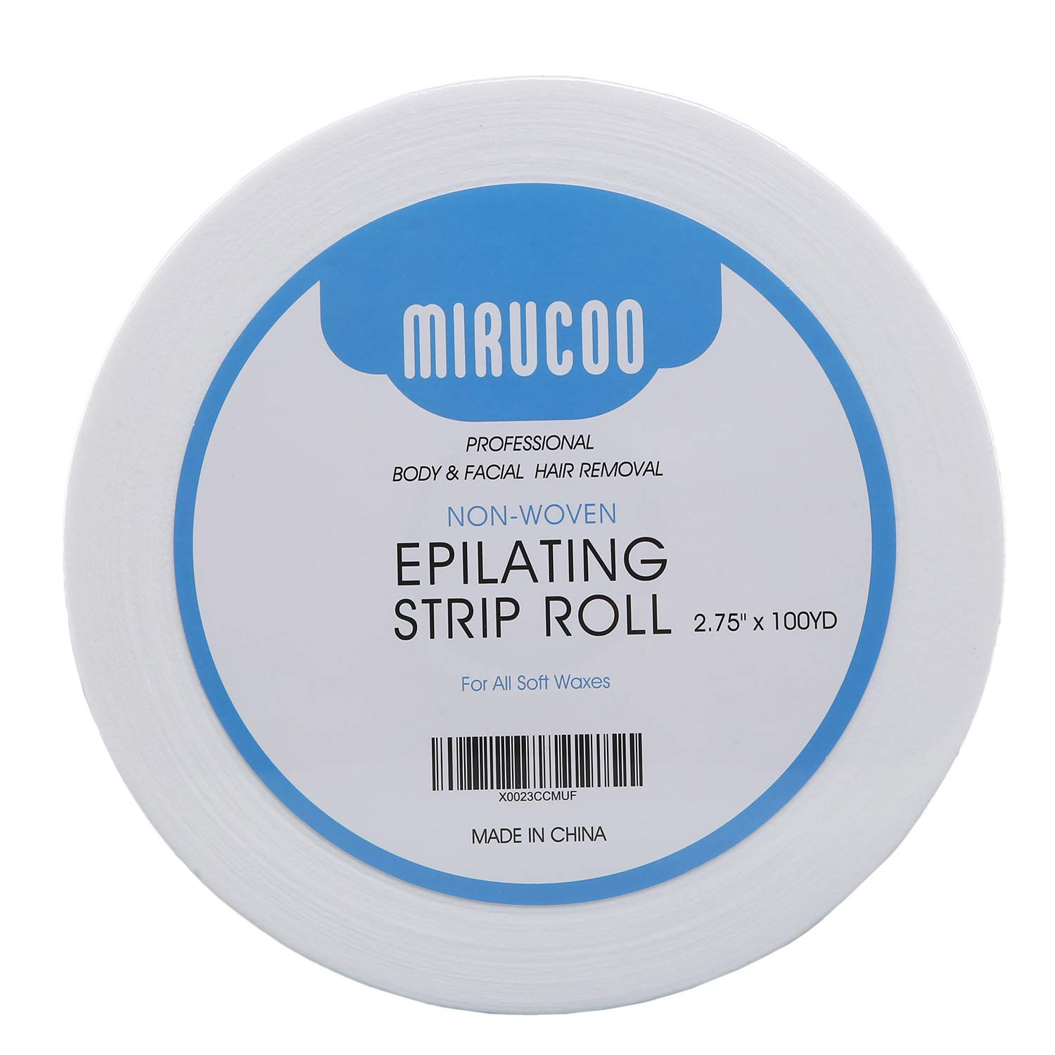 Mirucoo Non Woven Wax Strip Roll For Body And Facial Hair Removal