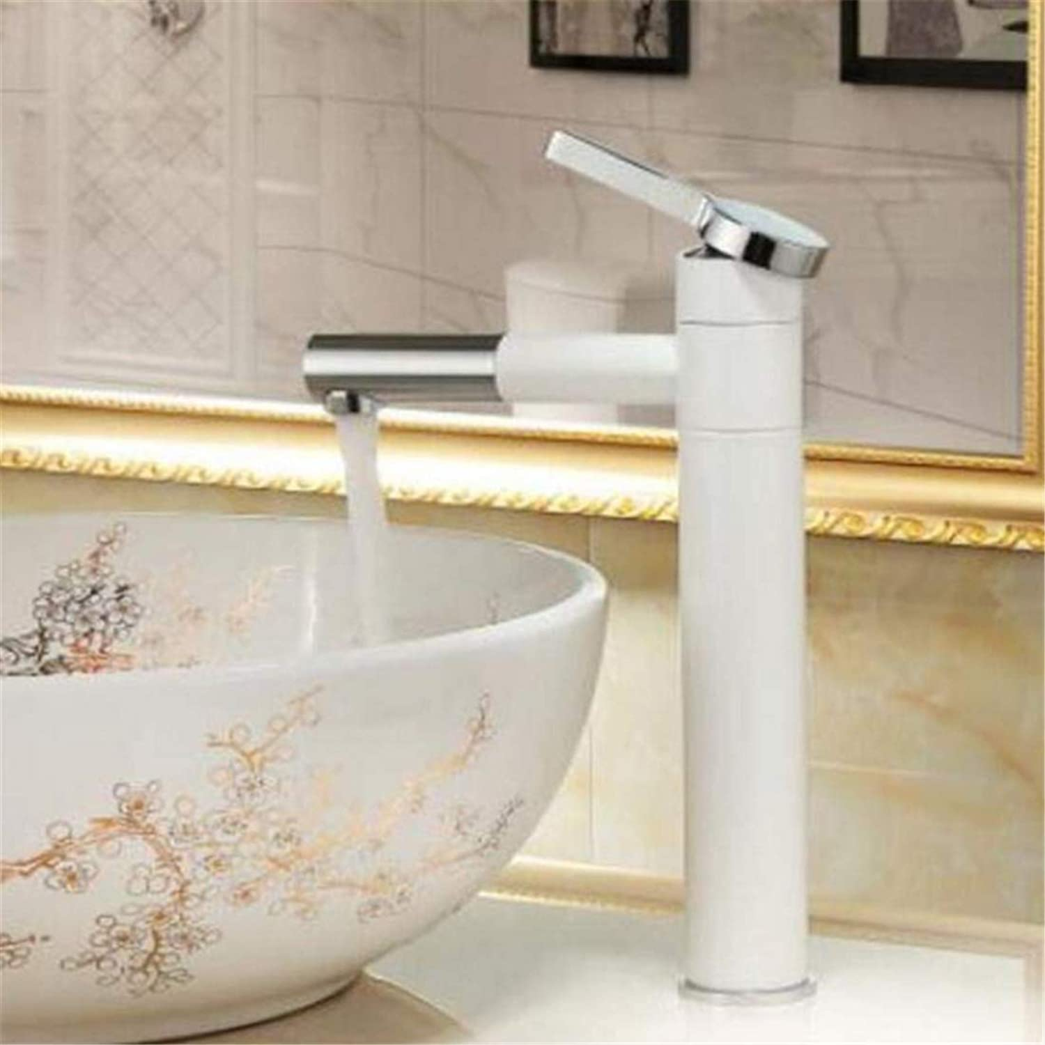 Retro Faucetcold Water Basin Mixer Tap Brass Sink Water Tap
