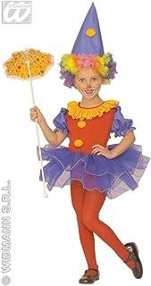 Amazon.es: disfraz payaso niña