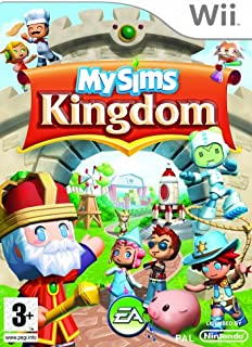 [Import Anglais]My Sims Kingdom Game Wii