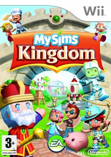 MySims: Kingdom (Nintendo Wii) [Import UK]