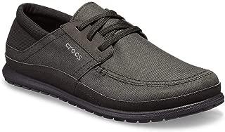 Crocs Men's Santa Cruz Playa Lace-up Sneaker