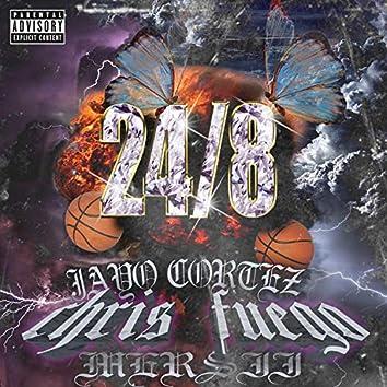 24/8 (feat. Jayo Cortez & Mersii)