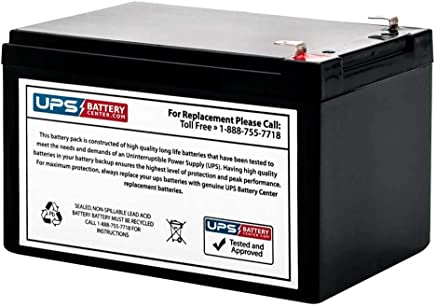 SMT1000RMI2U APC Smart-UPS 1000 LCD RM 2U Compatible Replacement Battery Cartridge by UPSBatteryCenter