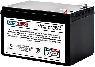 SC620I - UPSBatteryCenter RBC4 Compatible Replacement Battery for APC Smart-UPS SC 620VA 230V