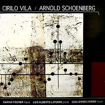 Cirilo Vila / Arnold Schoenberg