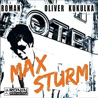 Max Sturm Titelbild