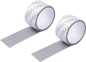 2 Rollen Reparatieset voor Schermpatch Raam Scherm Reparatie Stickers Glasvezel Gaas Patch Voorkom Muggen Insecten Reparat...
