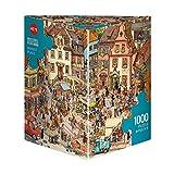 Heye HY29884 Puzzles-Triangular, 1000 Pc-Market Place