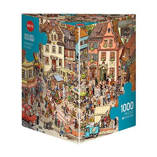 Heye 3329884 Puzzle, Mehrfarbig