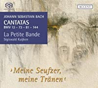 Cantatas for the complete liturgical year Vol. 8 by La Petite Bande (2009-04-02)