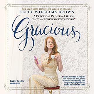 Gracious audiobook cover art