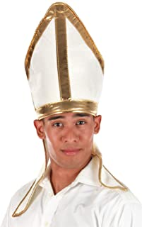 the pope hat