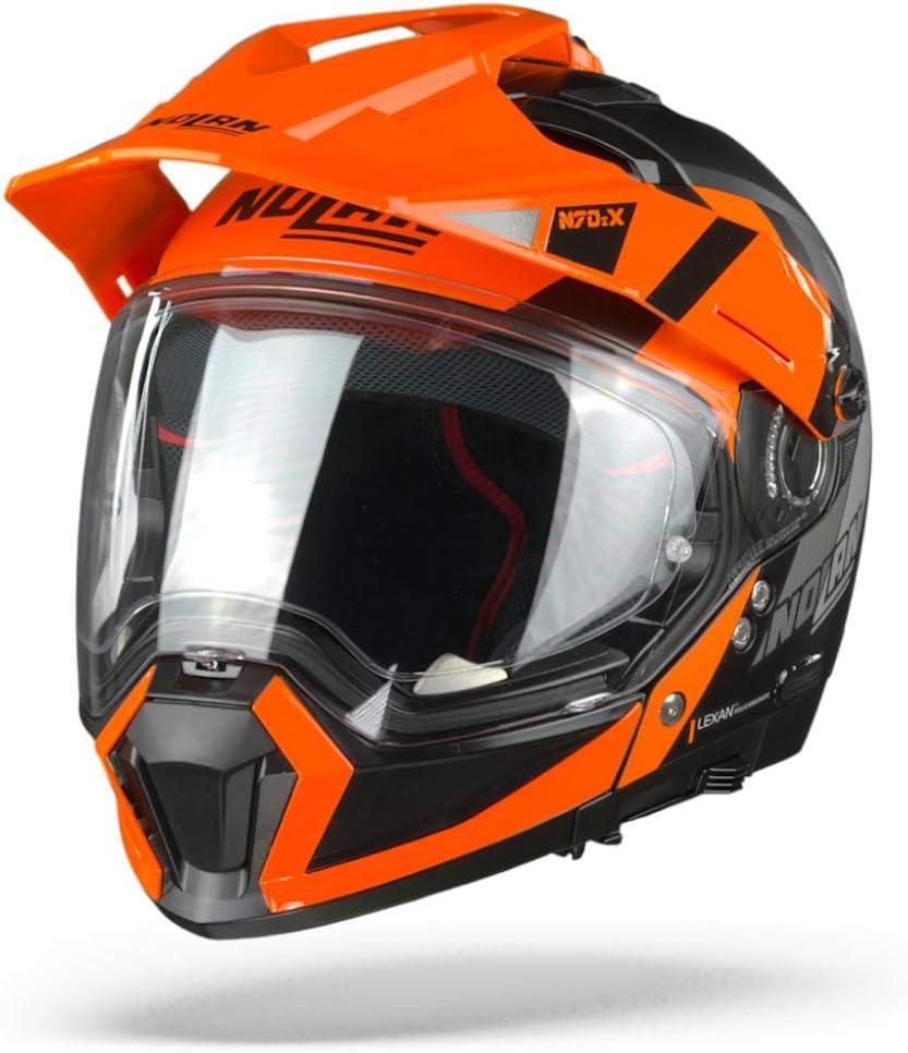 Nolan Herren N70 2 Helmet Flat Black M Auto