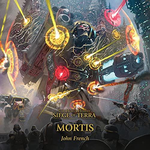 『Mortis』のカバーアート