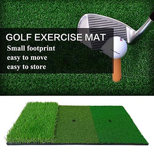 Yinrunx Putting Green Golf Artificial Grass 3060cm Golf Putting Mat Perfect Reaction Golf Mats