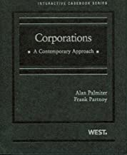 Palmiter and Partnoy's Corporations: A Contemporary Approach (Interactive Casebook Series)