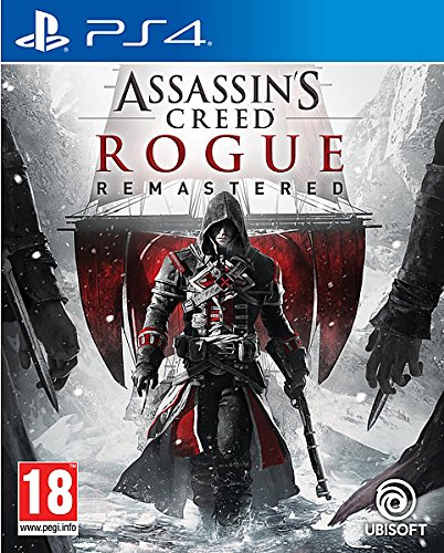 Assassin's Creed Rogue Remastered -[AT-PEGI] - [PlayStation 4]