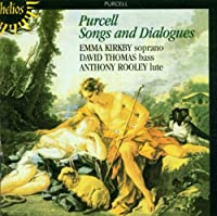 Purcell: Songs & Dialogues by Emma Kirkby (2001-03-21)