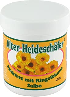 ALTER Heideschaefer Melkfett mit Ringelblume, 100 ml