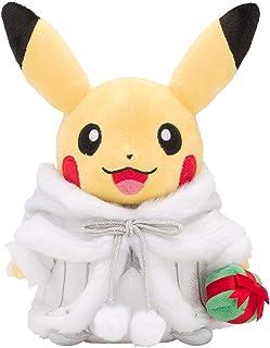 ポケモンセンターオリジナル ぬいぐるみ ピカチュウサンタ Pokémon Frosty Christmas