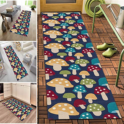MH-24 Home Carpet Step Mats Stair Carpet Rugs,Carpets Hallway Runner Long Entrance Mat,Crystal Velvet Fabric,Long Washable Carpet,7mm Thick,Length Can Be Customized(Size:0.6×5m)