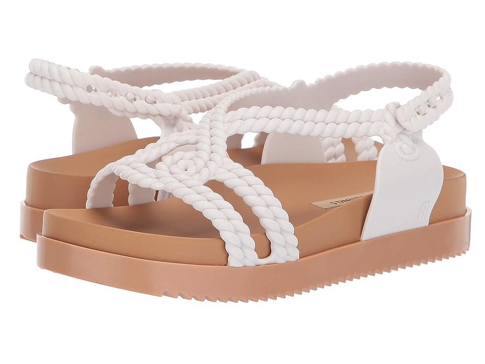 Melissa Shoes Cosmic Sandal + Salinas (Sand) Women