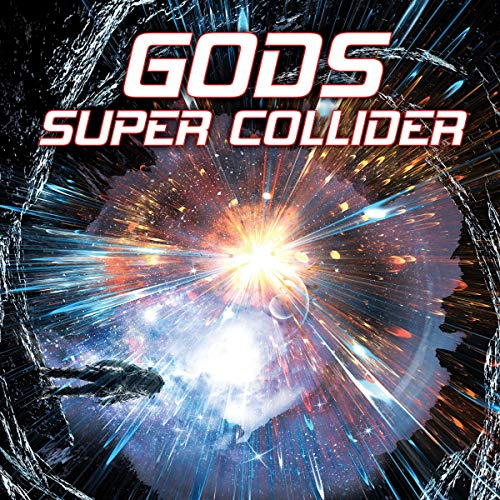 Couverture de God's Super Collider