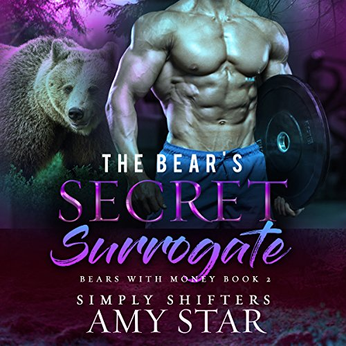 The Bear's Secret Surrogate audiobook cover art