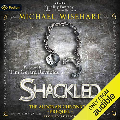 Shackled  By  cover art
