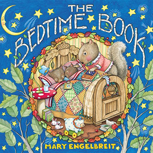 The Bedtime Book audiobook cover art