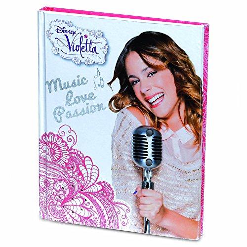 Giochi Preziosi - Diario Violetta Cordé (5044)
