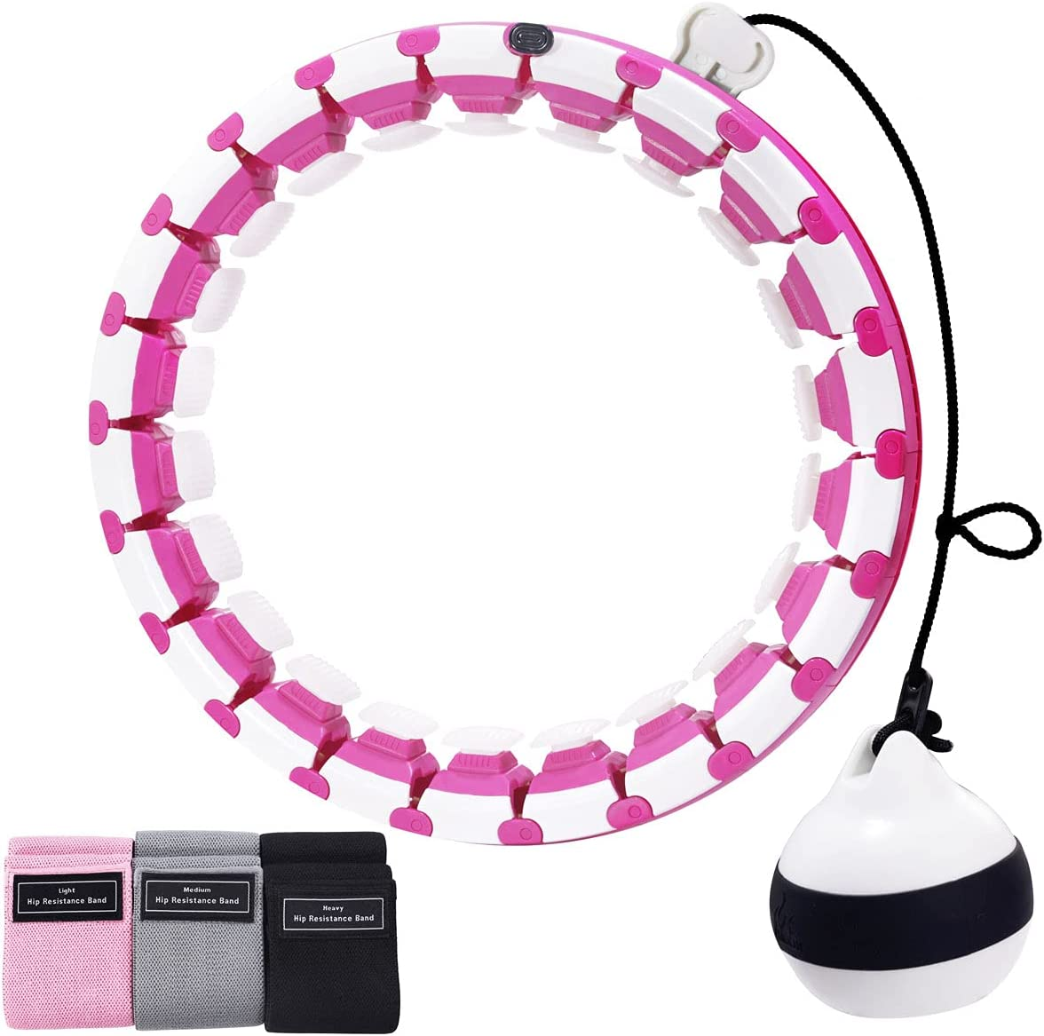 BBG Weighted Hoola Free Shipping New Hoops Smart Hula Fall Will 24 not Branded goods That Hoop